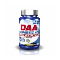 DAA. D-ASPARTIC ACID + Zinc 120 Cápsulas