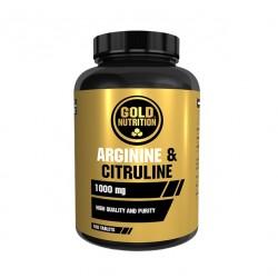 Arginina & Citrulina 100 Comprimidos
