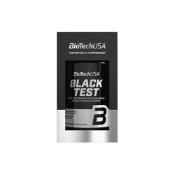 Black Test 90 Cápsulas Biotech Usa