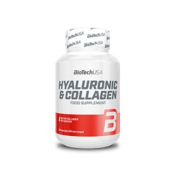 Hyaluronic Collagen 30 Cápsulas