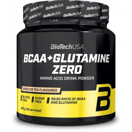 BCAA + Glutamina Zero 480 g