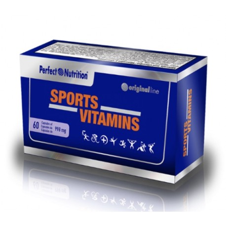 Sport Vitamins 60 Cápsulas Perfect Nutrition