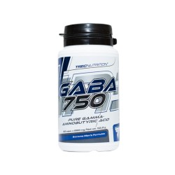 Trec Nutrition GABA 750. 60 Cápsulas