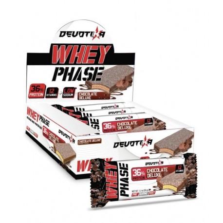 Whey Phase Bar 32 Barritas 35 g