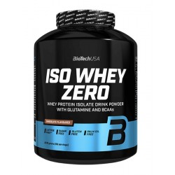 Iso Whey Zero Biotech 2.270 g + EAA ZERO 180 g