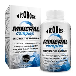 Mineral Complex6 60 Cápsulas