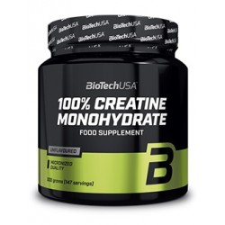 Creatina Monohidrato 500 g Biotech Usa