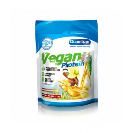 Vegan Protein 500 g Quamtrax
