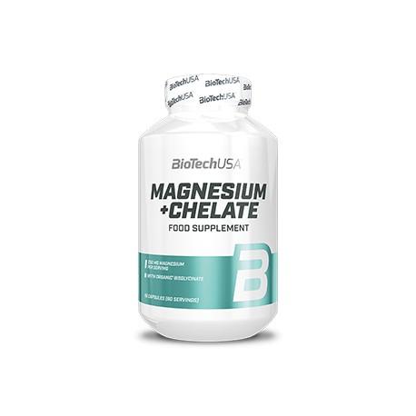 Magnesium + Chelate 60 Cápsulas