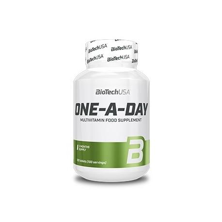 One A Day Vitaminas 100 Tabletas