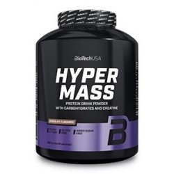 Hyper Mass  4kg + Shaker Regalo
