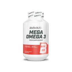 Mega Omega 3  90 Cápsulas Gel
