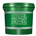 100% Whey Isolate 4 kg Scitec ( Outlet 02/2022 )