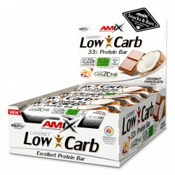 Amix Low-Carb 33% Protein Bar 65 g