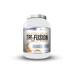 Tri Fusion Casein 80% + Optipep+ PepForm 1816 g + Shaker