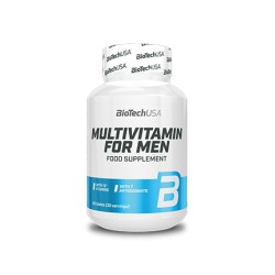Multivitamin For Men 60 Tabletas