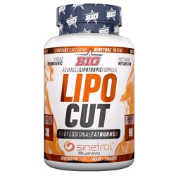Lipo Cut Big 90 Cápsulas