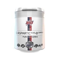 D-Aspartic Acid + B Complex 120 Cápsulas