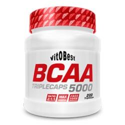 BCAA 5000  200 TripleCaps