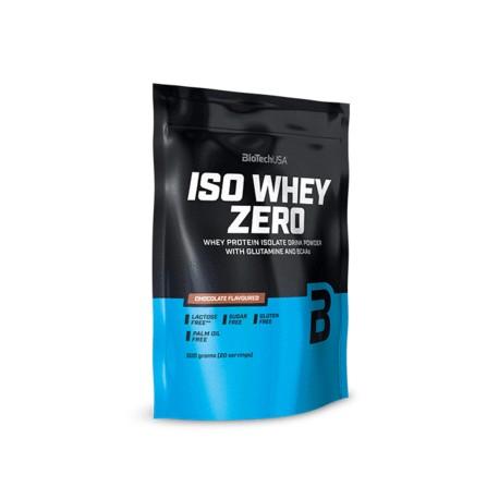 Iso Whey Zero 500 gr Sin Lactosa