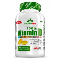 Amix GreenDay Vitamin D 90 Sofgel