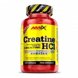 Amix Creatine HCI 120 Cápsulas
