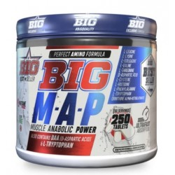 BIG® M·A·P Muscle Anabolic Power 250 Comprimidos