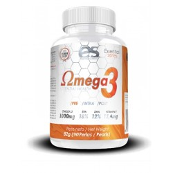 Omega 3 Essential Nutrition 60 Perlas