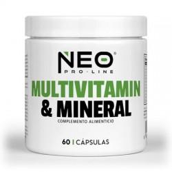 Multivitamin Mineral 60 Cápsulas