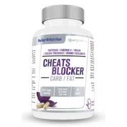 CHEATS CARB & FAT BLOCKER 90 Cápsulas