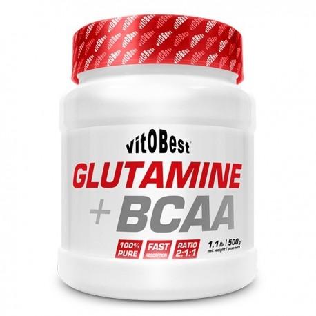 Glutamine+BCAA 500 g