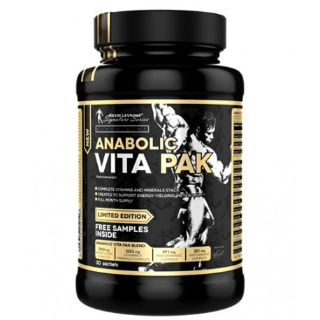 Anabolic Vita Pak 30 Sachets