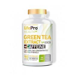 Life Pro Green Tea + EGCG 90 Vegancaps 98% Polyphenols