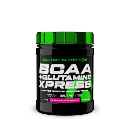 Bcaa + Glutamina Xpress 300 g