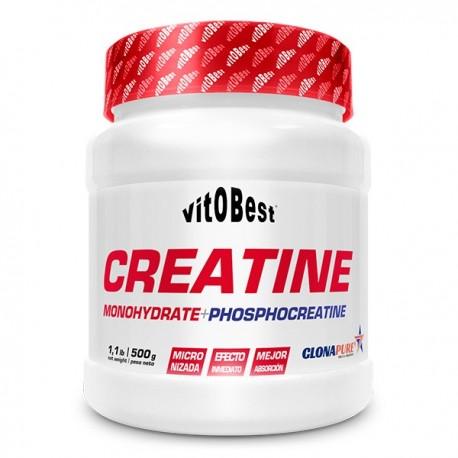 Vitobest Creatine (Clonapure®) 500 g