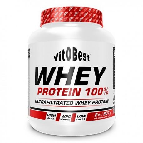 Whey Protein 100% Vitobest 907 g