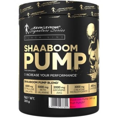 Shaboom Pump Preworkout 385 g
