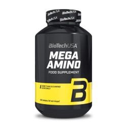 Mega Amino 100 Tabletas Biotech Usa