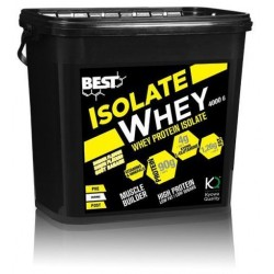 Whey Isolate Best Protein 4 kg