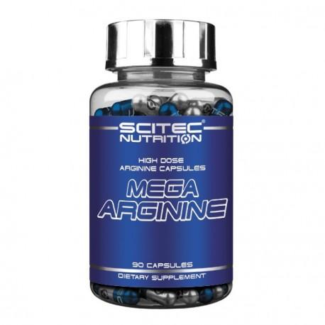 Mega Arginine Scitec 90 Capsulas