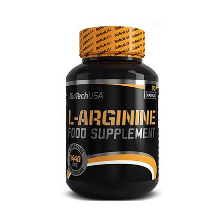 L-Arginina 90 Cápsulas