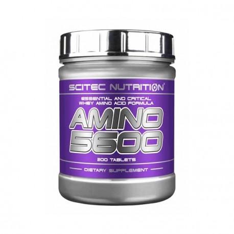 Amino 5600 Scitec 200 Tabletas