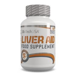 Liver Aid 60 Tabletas