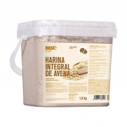 Harina de Avena Sabores integral 1,9 kg
