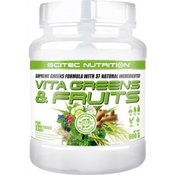 Vita Greens Fruit Scitec 600 g