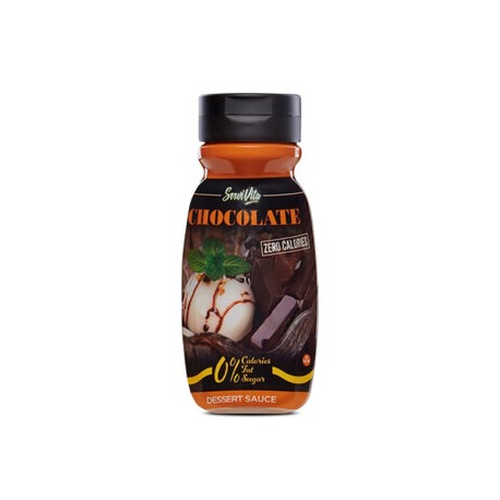 Servivita Salsa Chocolate Zero Calorías 320 ml