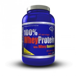 100% Whey  Protein + ISO 908 g