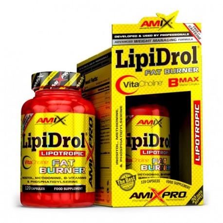 Lipidrol Amix 120 Cápsulas
