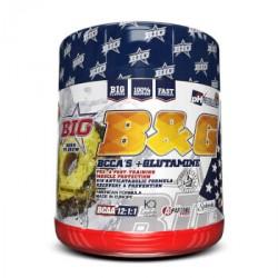 B&G Bcaa Glutamina 12:1:1 400 g