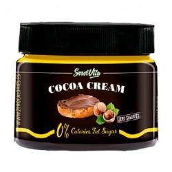 Servivita Crema de Cacao 480 g Zero calorías